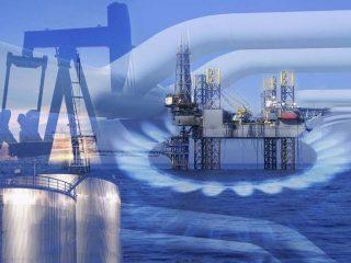 Shekf gaz neft oil