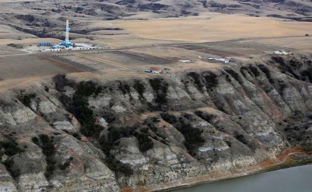 USA Slanzi Neft Oil