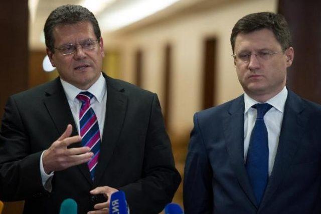 МинэнергоРФ обсудит сШефчовичем «потоки», однако негазовые проблемы государства Украины
