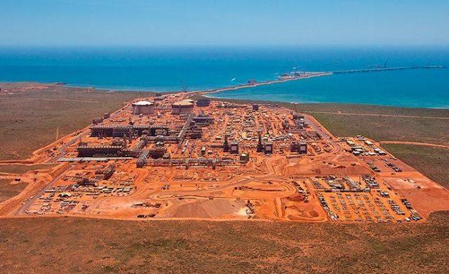 Австралийский СПГ-проект Gorgon наконец заработал