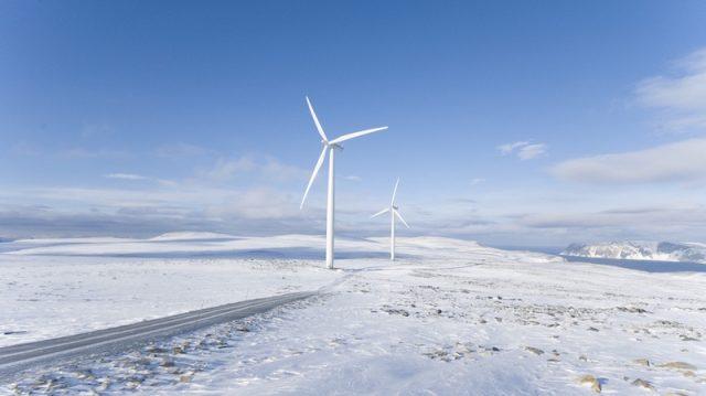 Норвегия возобновила строительство крупнейшей ВЭС в Европе