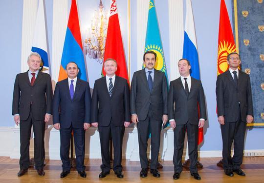 Нефть, договор сКитаем и пограничный кодекс— Встреча премьеров ЕАЭС
