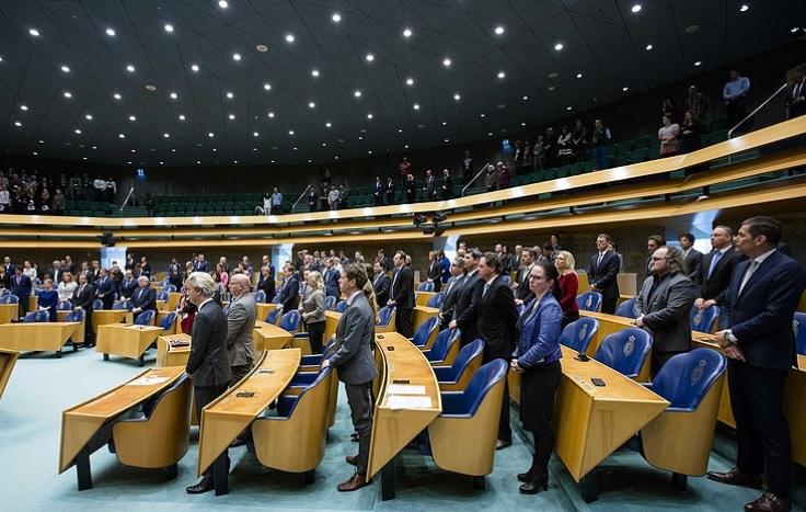 Партия свободы Нидерландов готовит референдум овыходе изЕС