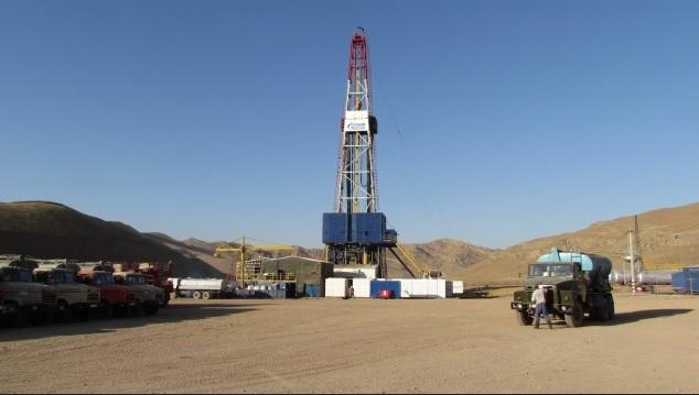 Русский «Газпром» прекращает геологоразведку вТаджикистане