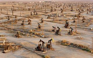 Добыча нефти в США упала еще ниже