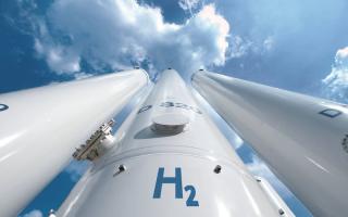 """""""Газпром"""" производит водород экологичным методом"""
