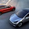 Tesla увеличивает производство электромобиля Model 3 в три раза