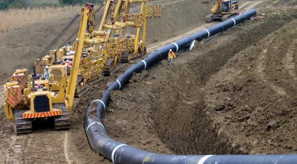 Дания одобрила укладку газопровода, но не российского