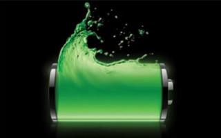Батарея на морской воде дешевле и безопаснее литий-ионной