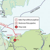 Польша определилась с местом строительства газопровода Baltic Pipe