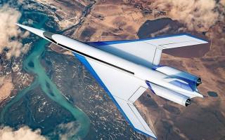 В РФ создают такой сверхзвуковой лайнер, который устроит ИКАО