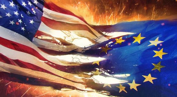 Торговая война США и ЕС вышла на новый уровень