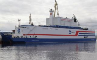 """""""Росатом"""" создаст плавучую АЭС для Арктики и тропиков"""