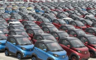 Новым драйвером роста мирового авторынка станут электромобили