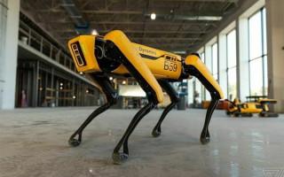 """Робот Spot дебютировал в качестве """"нефтяника"""" на платформе"""