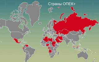"""""""Штрафники"""" ОПЕК+ не выполнили свои обещания альянсу"""