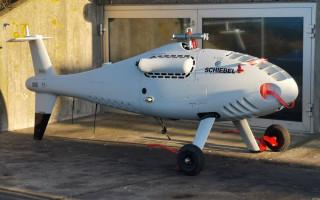 Новейший беспилотник обнаружит выбросы серы с судов