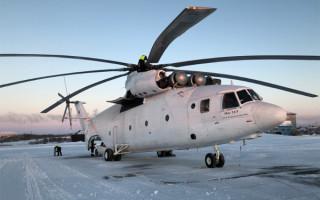 Крупнейший в мире вертолет Ми-26 может стать арктическим