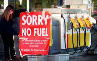 Бензин в восточных штатах США остается рекордно дорогим