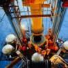 Китай создал крупнейшую в мире плавучую буровую платформу