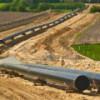 Строители газопровода «Кубань-Крым» начали осваивать бюджет