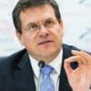 Шефчович: Европа сократила зависимость от российского газа