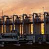 В украинских ПХГ газа становится все меньше и меньше