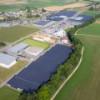 Введена в строй крупнейшая солнечная электростанция в Швейцарии