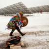 Абаканская солнечная электростанция выработала за год 6,5 гигаватт•часов