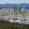 НПЗ Statoil в Норвегии работает вполсилы из-за ноябрьской аварии