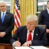 Трамп снял бюрократический барьер на пути добывающих компаний