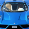 Зажигаем на газе. Montecarlo Automobile выпустила Суперкар Rascasse LPG Supercar.