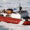 Береговая охрана США ищет пролитую нефть в Арктике