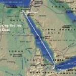 Суэцкий канал – основа беспокойства нефтегазовых трейдеров.