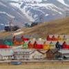 Норвежская компания нашла сланцевый газ на Шпицбергене.