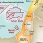 """Ливан планирует искать нефть и газ на спорной территории. """"Роснефть"""" подала заявку на участие."""