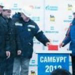 «Роснефть» нацелилась на Самбургское.