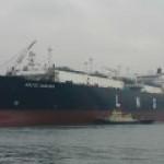 Из Норвегии в Азию: мембранный СПГ-танкер Dynagas продвигается через русскую Арктику в Японию