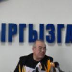 """Правительственная комиссия России одобрила куплю-продажу """"Кыргызгаза"""" за один доллар"""