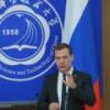 Медведев рассказал китайским студентам, как нужно сотрудничать в области энергетики