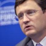 Новак: Сегодня на повестке дня либерализация экспорта СПГ