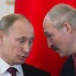 Лукашенко угрожает Путину выходом из Таможенного союза из-за нефтепродуктов