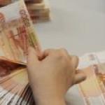 Самая большая зарплата у российских госслужащих в аппарате правительства
