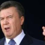 Янукович требует вывести вооруженные силы с востока Украины
