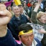 """Киргизия не хочет продавать за один доллар """"Газпрому"""" свой """"Кыргызгаз"""""""