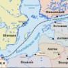 """""""Северный поток"""": компания Nord Stream AG провела последние испытания двухниточной системы"""