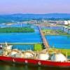 В Китае заканчивают строительство первого плавучего СПГ-терминала