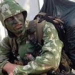 Десантники из Днепропетровска поехали в Киев охранять военные объекты