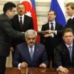 Азербайджан снизит поставки газа в Россию в 2013 году