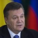 Янукович опубликовал обращение к украинскому народу